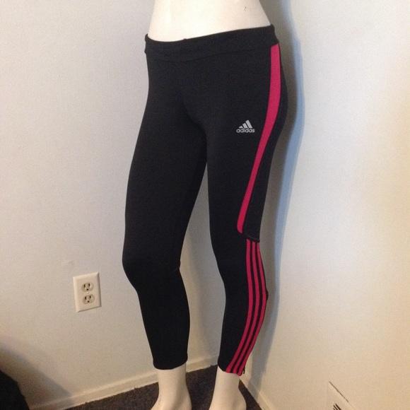 Adidas Side Stripes Response Leggings S